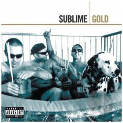 Sublime - Gold CD Cover Art