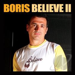 Boris, DJ - Believe II CD Cover Art