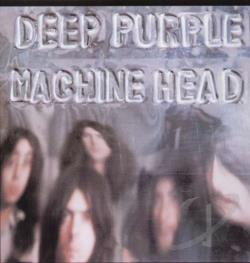 Deep Purple - Machine Head LP Cover Art