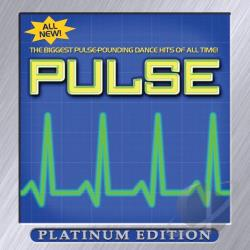 Pulse Platinum CD Cover Art