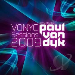 Van Dyk, Paul - Vonyc Sessions 2009 CD Cover Art