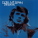 Mclean, Don - Tapestry DB Cover Art