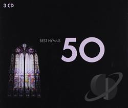 Best Hymns 50 CD Cover Art