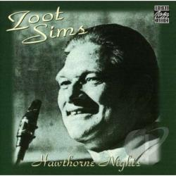 Sims, Zoot - Hawthorne Nights CD Cover Art