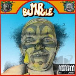 Mr. Bungle - Mr. Bungle CD Cover Art
