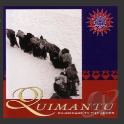 Quimantu - Pilgramage to the Andes CD Cover Art