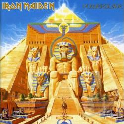 Iron Maiden - Powerslave CD Cover Art