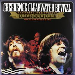 Creedence Clearwater Revival - Chronicle, Vol. 1 LP Cover Art