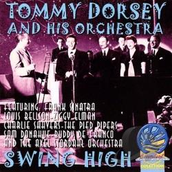 Dorsey, Tommy - Swing High CD Cover Art