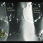 20/21 - Cardew: The Great Learning; Bedford: Two Poems CD Cover Art