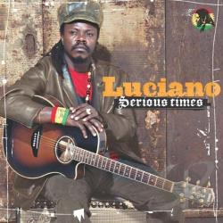 Luciano - Serious Times CD Cover Art