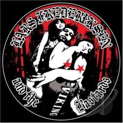 Lars Frederiksen & the Bastards (Punk) - Viking CD Cover Art
