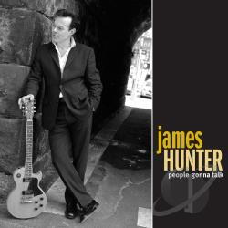 Hunter, James - People Gonna Talk CD Cover Art