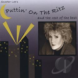 Lee, Scooter - Puttin' on the Ritz CD Cover Art
