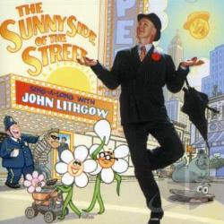 Lithgow, John - Sunny Side of the Street CD Cover Art