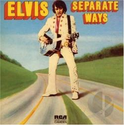 Presley, Elvis - Separate Ways CD Cover Art