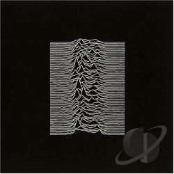Joy Division - Unknown Pleasures LP Cover Art