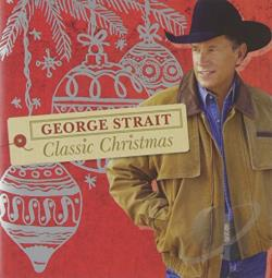 Strait, George - Classic Christmas CD Cover Art