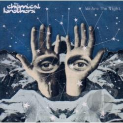 Chemical Brothers - We Are The Night CD Cover Art