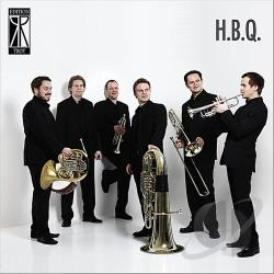 Helsinki Brass Quintet - H.B.Q. CD Cover Art