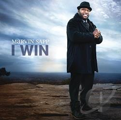 Sapp, Marvin - I Win CD Cover Art