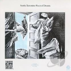 Turrentine, Stanley - Pieces of Dreams CD Cover Art