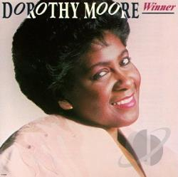 Moore, Dorothy - Winner CD Cover Art