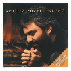Bocelli, Andrea - Sueno CD Cover Art