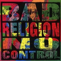 Bad Religion - No Control CD Cover Art
