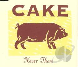 Cake - Never There #1 DS Cover Art