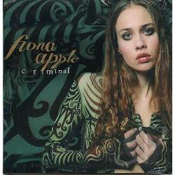 Apple, Fiona - Criminal CD Cover Art