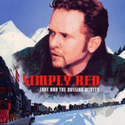 Simply Red - Love & Russian Winter CD Cover Art