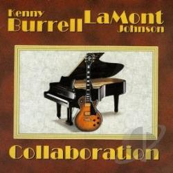 Burrell, Kenny - Collaboration CD Cover Art