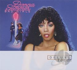 Summer, Donna - Bad Girls CD Cover Art