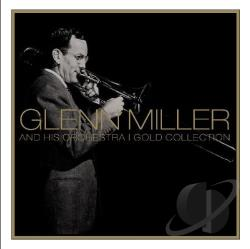 Miller, Glenn - Gold Collection CD Cover Art