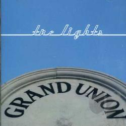 Lights - Grand Union CD Cover Art