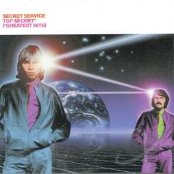 Secret Service - Top Secret: Greatest Hits CD Cover Art