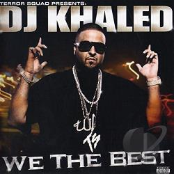 Khaled, DJ - We the Best CD Cover Art