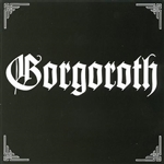 Gorgoroth - Pentagram CD Cover Art