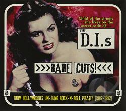 D.I.S - Rare Cuts CD Cover Art