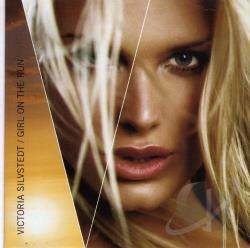 SILVSTEDT, VICTORIA - Girl on the Run CD Cover Art