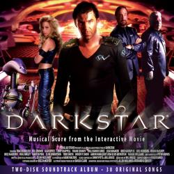 Darkstar - Musical Score From The Interactive Movie CD Cover Art