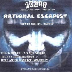 Fugly - Rational Escapist CD Cover Art