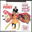 Goldsmith, Jerry - In Like Flint/Our Man Flint CD Cover Art