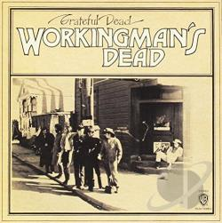 Grateful Dead - Workingman's Dead CD Cover Art