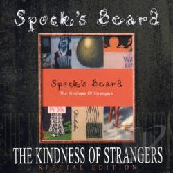 Spock's Beard - Kindness Of Strangers CD Cover Art