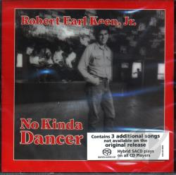 Keen, Robert Earl, Jr. - No Kinda Dancer SA Cover Art