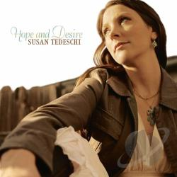 Tedeschi, Susan - Hope and Desire CD Cover Art
