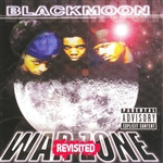 Black Moon - War Zone Revisted CD Cover Art