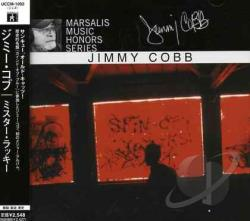 Cobb, Jimmy - Marsalis Music Honors CD Cover Art
